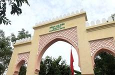 Renovada Puerta de Marruecos, símbolo de la amisad entre ese país y Vietnam