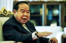 Tailandia mantendrá elecciones generales en febrero de 2019, afirma vicepremier
