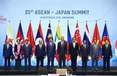 Premier de Vietnam asiste a cumbres ASEAN-Japón y ASEAN- Corea del Sur