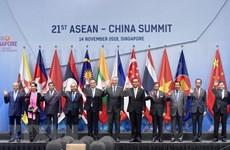 Premier vietnamita resalta papel de asociación estratégica ASEAN- China para la paz