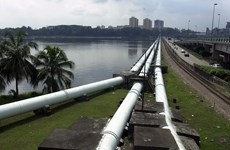 Malasia y Singapur dispuestos a negociar sobre asuntos referentes a recursos hídricos