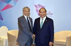 Premier de Vietnam se entrevista con dirigentes de Brunei y Malasia al margen de Cumbre ASEAN