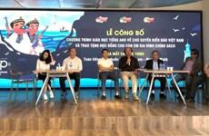 Niños vietnamitas estudian soberanía marítima nacional a través de programa educativo de inglés