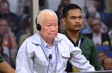 Camboya condena a cadena perpetua a líderes de Khmers Rojos por genocidio
