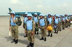 Vietnam y ONU robustecen colaboración en mantenimiento de la paz