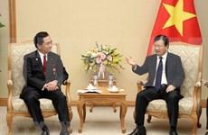 Vicepremier de Vietnam aboga por diversificar cooperación con prefectura japonesa Kanagawa