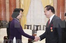 Vietnam ofrece mejores condiciones para empresas japonesas, confirmó su vicepresidenta