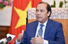 Destacan éxitos de la 33 Cumbre de ASEAN y citas conexas