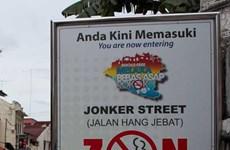Malasia prohíbe fumar en los puntos de venta de comida