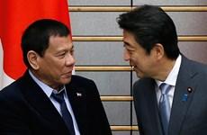 Filipinas y Japón prometen mantener libertad de navegación en Mar del Este