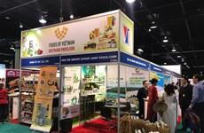 Firmas vietnamitas firman contratos para exportar productos a Estados Unidos