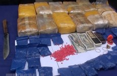 Vietnam y Laos neutralizan una red de narcotráfico transfronterizo