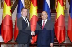 Vietnam y Rusia se empeñan en robustecer su asociación estratégica integral