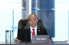Premier vietnamita concluye amplia agenda en Cumbre 26 del APEC