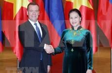 Asamblea Nacional de Vietnam se compromete a apoyar lazos con Rusia