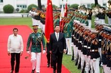 China y Filipinas establecerán asociación estratégica integral