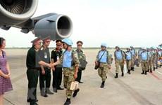 Vietnam enviará a otros dos observadores a la Misión de la ONU en Sudán del Sur