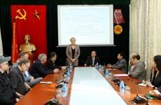 Partido alemán aprecia actividades de asociación vietnamita de víctimas del Agente Naranja