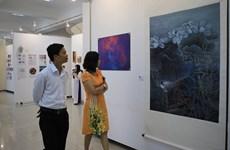 Exposición internacional en ciudad vietnamita presenta obras artísticas de Cuenca del Pacífico