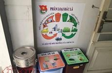 Pobladores en Ciudad Ho Chi Minh realizarán separación de residuos por su origen