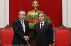 Vietnam fortalece la cooperación económica con Japón y Grecia