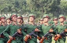 Oficiales jóvenes vietnamitas y camboyanos enriquecen solidaridad bilateral
