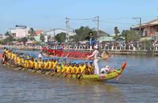Preservan particularidades culturales de festival de etnia vietnamita