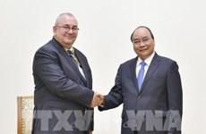 Vietnam expresa deseo de recibir apoyo de Bélgica en firma de EVFTA