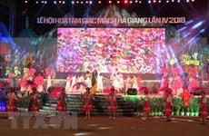 Comienza en provincia vietnamita de Ha Giang Festival de Flores de Alforfón