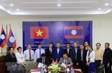 Agencia Vietnamita de Noticias amplía respaldo técnico a su similar laosiana