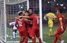 Selección vietnamita de fútbol impresiona a medios extranjeros con su racha invicta en Copa AFF Suzuki 2018