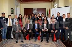 Empresarios vietnamitas en Italia mejoran sus operaciones y contribuciones a tierra natal