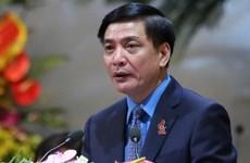 Inauguran reunión del Comité Ejecutivo de la Confederación de Trabajadores de Vietnam