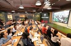 Vietnam promueve contribuciones de jóvenes al desarrollo nacional en era digital