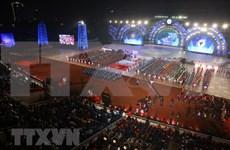 Inauguran en Hanoi los VIII Juegos Nacionales de Vietnam