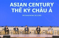 Debaten en Foro de Cooperación Económica de Asia establecimiento de ecosistema empresarial