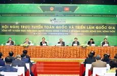 Reconocen en Vietnam avances en desarrollo agrícola y rural