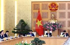 Premier de Vietnam insta a trazar objetivos más altos para desarrollo socioeconómico en 2019