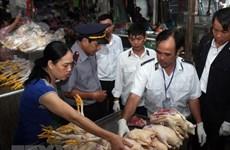 Expertos internacionales destacan importancia de inocuidad alimentaria en Vietnam