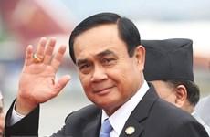Premier tailandés visita Alemania para impulsar relaciones bilaterales
