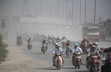 Expertos buscan medidas para mejorar la calidad del aire en Hanoi