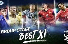 AFF Suzuki Cup 2018: delanteros vietnamitas elegidos en la mejor escuadra de fase de grupo