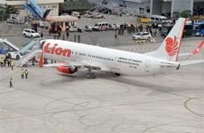 Indonesia alerta a la aerolínea Lion Air sobre la seguridad de vuelos