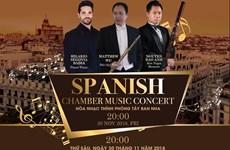 Celebrarán mañana en Ciudad Ho Chi Minh concierto de música clásica española