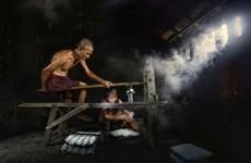 Exponen fotos sobre valores de patrimonios de Vietnam