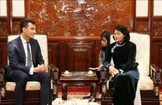 Vietnam reafirma apoyo a operaciones del grupo de seguros canadiense Manulife
