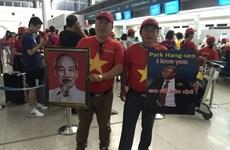 Vietnamitas tienen otra opción al viajar a Filipinas para respaldar a selección nacional de fútbol