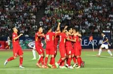 Vietnam ingresa a lista de los 100 mejores equipos en ranking mundial de FIFA