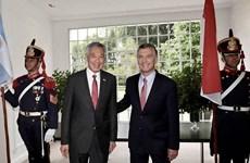 Singapur y Argentina se comprometen a impulsar intercambio comercial binacional