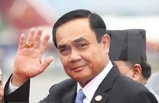 Primer ministro de Tailandia realiza exitosa visita de Estado a Alemania